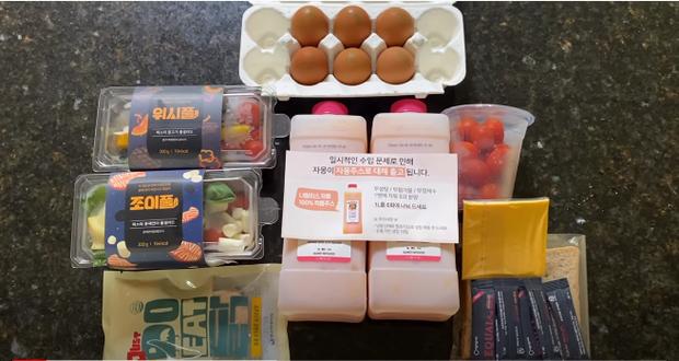 Thử ăn kiêng theo chế độ Đan Mạch, hot vlogger xứ Hàn giảm liền 2,6kg trong vòng 7 ngày - Ảnh 2.