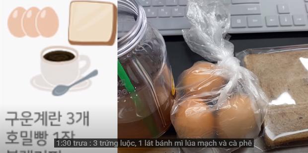 Thử ăn kiêng theo chế độ Đan Mạch, hot vlogger xứ Hàn giảm liền 2,6kg trong vòng 7 ngày - Ảnh 20.
