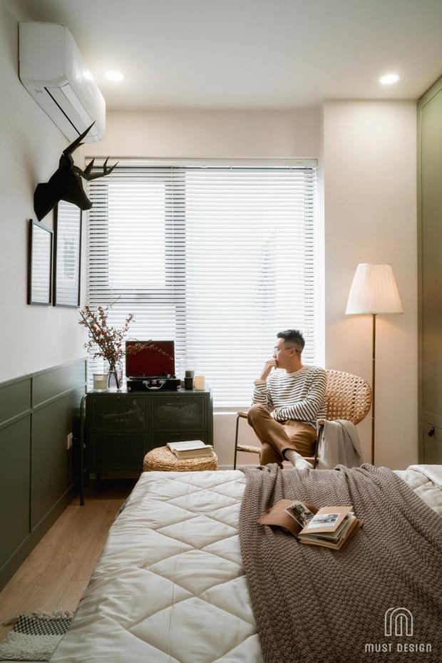 Căn chung cư 86m2 cho 4 người ở Hà Nội: 10 người tới thăm thì tới 11 người khen xinh quá, chỉ muốn ở lại luôn! - Ảnh 2.