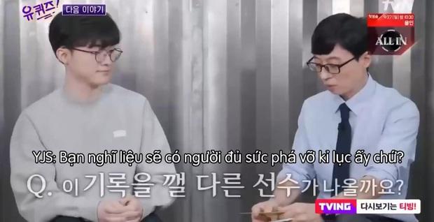 Không thể tới CKTG 2020, Quỷ vương Faker bất ngờ tham gia show cùng MC Quốc dân Yoo Jae Suk - Ảnh 1.