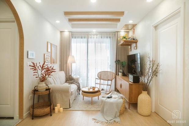 Căn chung cư 86m2 cho 4 người ở Hà Nội: 10 người tới thăm thì tới 11 người khen xinh quá, chỉ muốn ở lại luôn! - Ảnh 7.