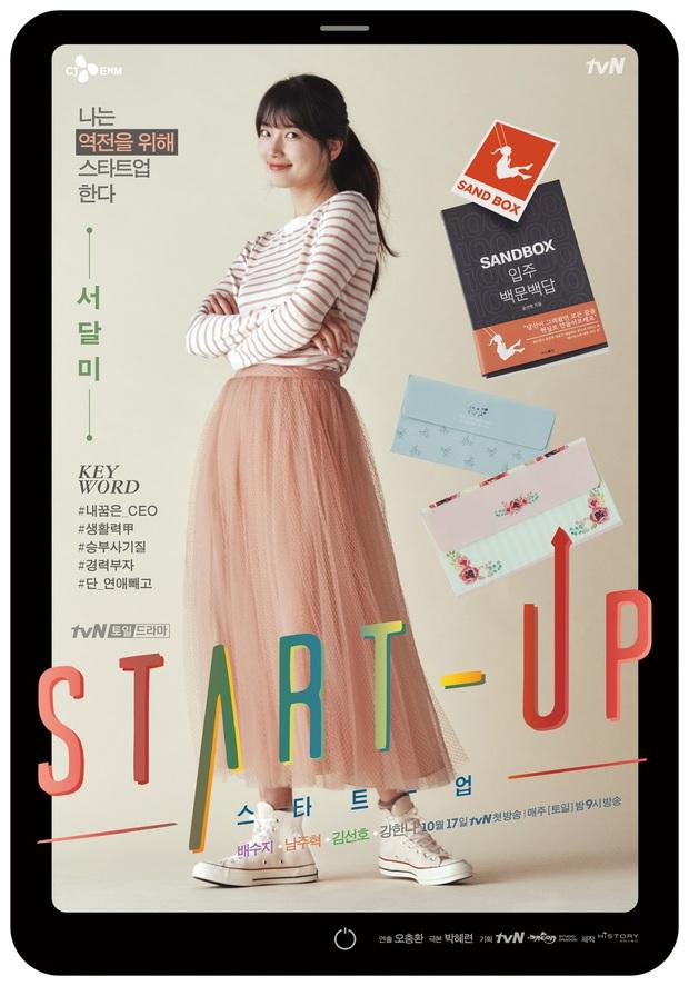 Bóc mẽ profile biệt đội Start Up: Suzy nói không với hẹn hò, Nam Joo Hyuk ngầu đấy nhưng lại mê mẩn đan len? - Ảnh 1.