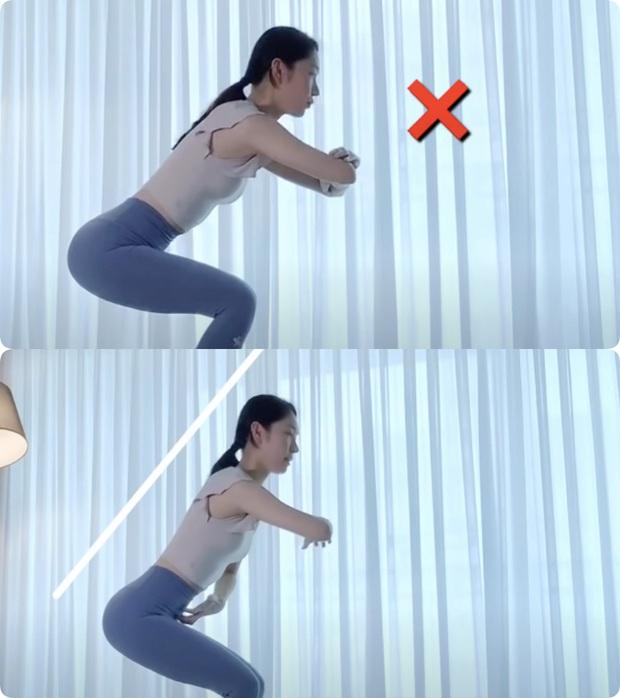HLV người Hàn chỉ ra lỗi sai khi tập cơ mông: Chẳng trách chị em tập tành cật lực chỉ thấy đùi to như cột đình - Ảnh 2.