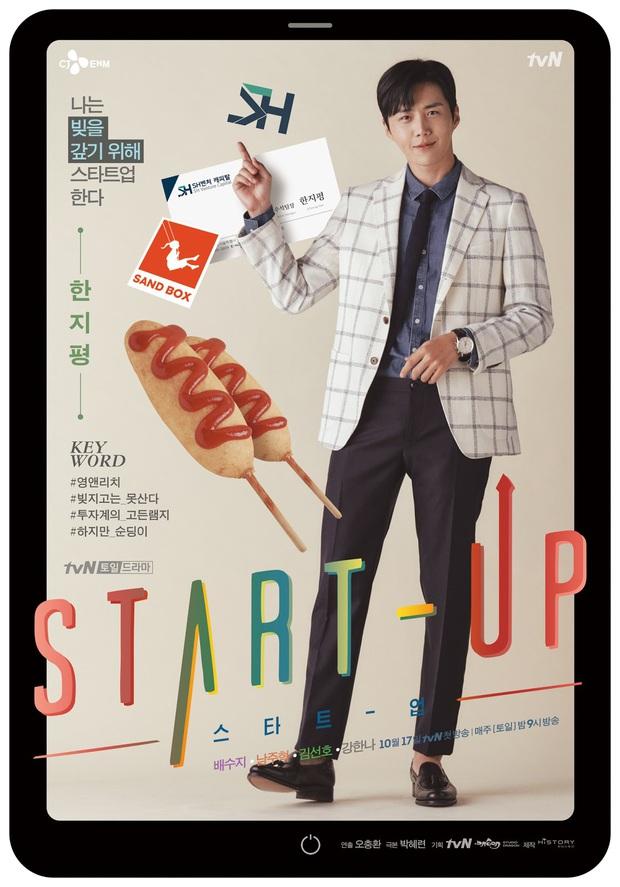 Bóc mẽ profile biệt đội Start Up: Suzy nói không với hẹn hò, Nam Joo Hyuk ngầu đấy nhưng lại mê mẩn đan len? - Ảnh 4.