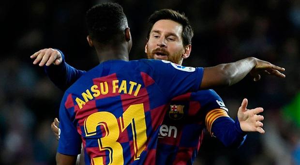 Ansu Fati và câu chuyện cổ tích về cậu bé đến từ nơi nghèo nhất thế giới được tin tưởng trở thành người kế nhiệm Messi - Ảnh 3.