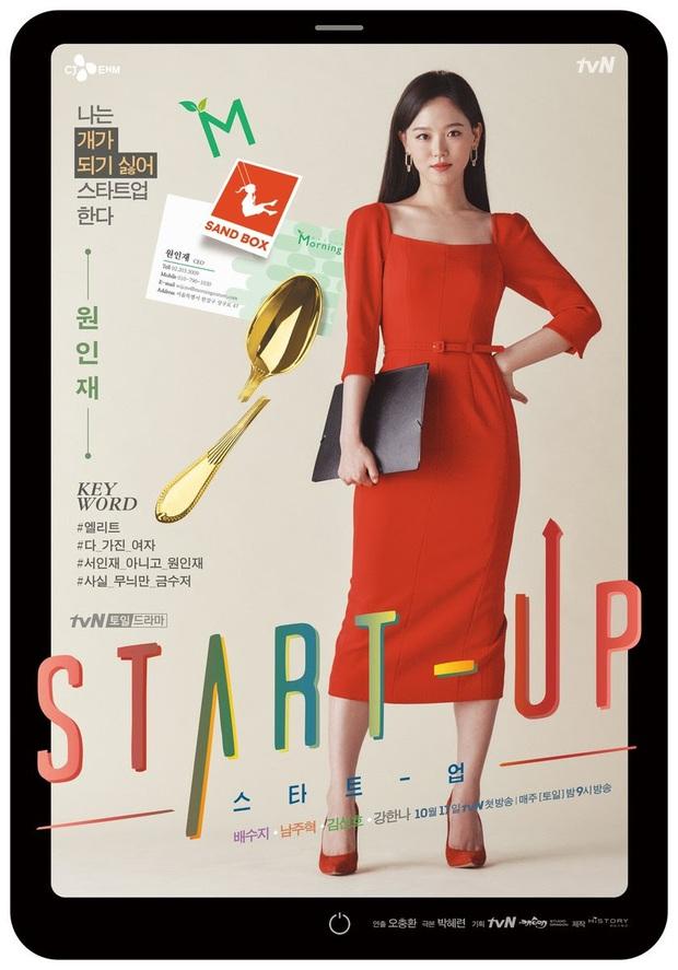 Bóc mẽ profile biệt đội Start Up: Suzy nói không với hẹn hò, Nam Joo Hyuk ngầu đấy nhưng lại mê mẩn đan len? - Ảnh 5.