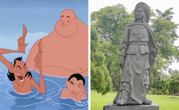 Quên Mộc Lan mặt đơ trên phim, giai thoại gốc về Mulan là một câu chuyện cực thú vị và có thể khiến bạn nổi da gà - Ảnh 6.