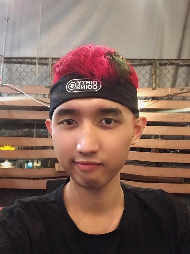 Dàn thí sinh Rap Việt đồng loạt đổi màu tóc cực chất, lộ luôn nhân tố đi tiếp của đội Binz? - Ảnh 6.