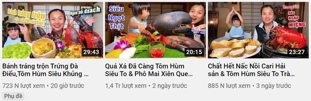 Liên tục làm video ăn tôm hùm, tôm càng, hải sản đắt đỏ hút cả triệu view, Quỳnh Trần JP khiến fan hâm mộ vừa thèm vừa ghen tị vì quá giàu có - Ảnh 7.