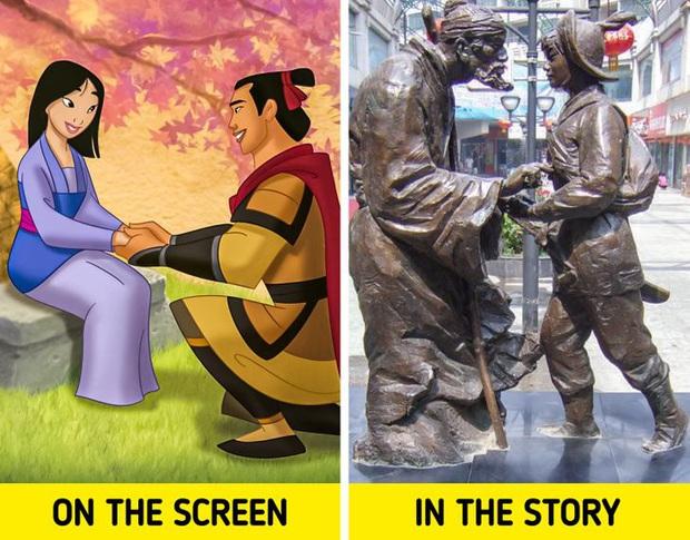 Quên Mộc Lan mặt đơ trên phim, giai thoại gốc về Mulan là một câu chuyện cực thú vị và có thể khiến bạn nổi da gà - Ảnh 7.