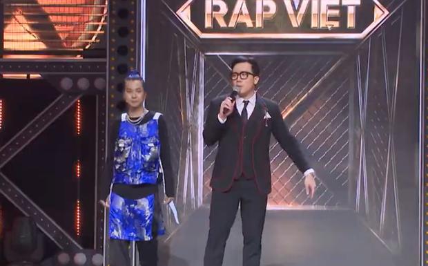 Lộ quá nhiều manh mối, cặp đấu R.Tee - Ricky Star chính thức được xác nhận, Trấn Thành gọi tiết mục là lịch sử của Rap Việt! - Ảnh 7.