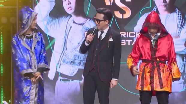 Lộ quá nhiều manh mối, cặp đấu R.Tee - Ricky Star chính thức được xác nhận, Trấn Thành gọi tiết mục là lịch sử của Rap Việt! - Ảnh 4.