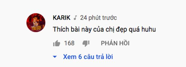 Karik phát khóc vì quá thích MV của chị đẹp Mỹ Tâm khiến dân tình muốn cả 2 tái hợp ngay tắp lự! - Ảnh 3.