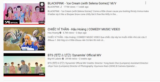 Đã xuất hiện nhân vật vượt qua BTS để vươn lên vị trí #2, đe doạ trực tiếp vị trí top 1 trending của BLACKPINK tại Việt Nam! - Ảnh 5.