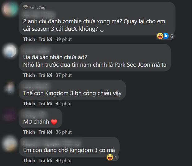 Thái tử Joo Ji Hoon xác nhận đi rừng cùng mợ chảnh Jeon Ji Hyun nhưng dân tình chỉ hóng Kingdom 3 - Ảnh 4.
