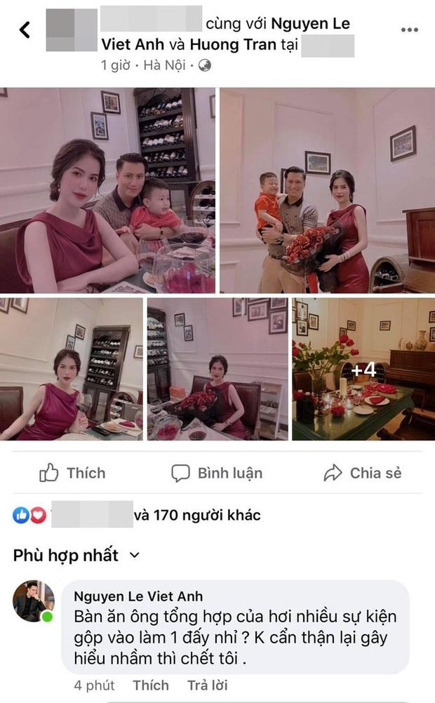Việt Anh và vợ cũ ăn tối lãng mạn sau đúng 1 năm rưỡi ly hôn, tiện giải đáp luôn câu hỏi Có quay lại hay không? - Ảnh 5.