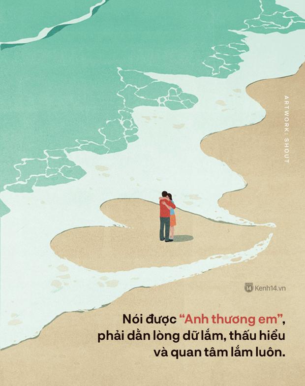 Viết cho những mối tình Sài Gòn - Hà Nội: Yêu nhau, yêu cả dáng hình ngôn ngữ - Ảnh 2.
