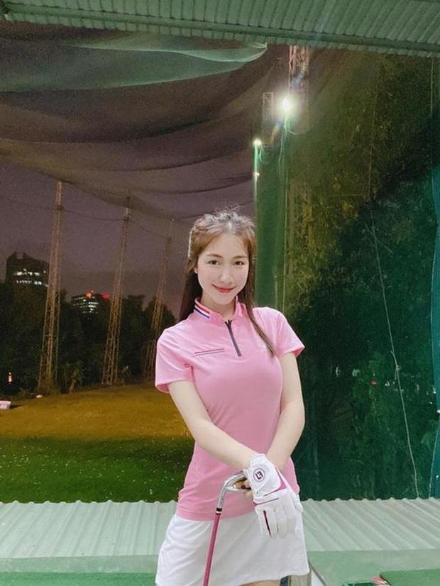 Sân golf hóa đấu trường đọ body trá hình của mỹ nhân Vbiz: Hương Giang cực nuột bên Matt Liu, Hoa hậu, Á hậu so kè quá căng - Ảnh 12.