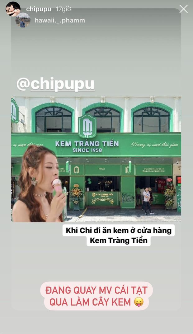Chơi trội ra MV nhưng toàn bộ là phông xanh, Chi Pu được các fan cho đi du lịch khắp nơi trên thế giới - Ảnh 13.