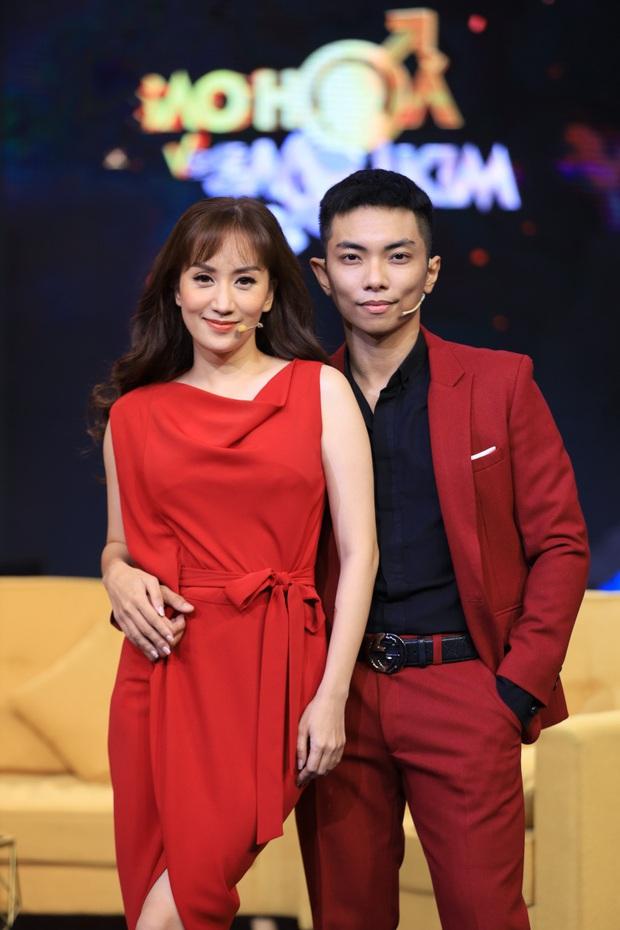 Lê Dương Bảo Lâm tự lưu... ảnh nude, bị vợ ghen khi chụp hình với Khánh Vân, Lê Lộc - Ảnh 4.