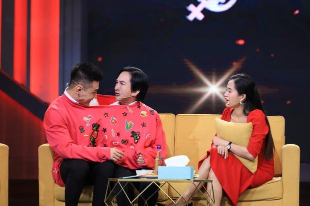 Lê Dương Bảo Lâm tự lưu... ảnh nude, bị vợ ghen khi chụp hình với Khánh Vân, Lê Lộc - Ảnh 9.