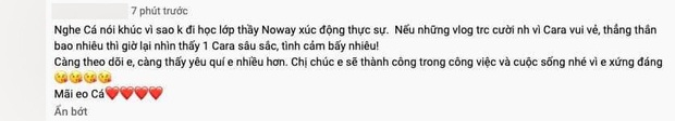 Trước nghi vấn toang, Cara đăng clip giải thích vì sao vắng bóng trên stream của Noway - Ảnh 2.