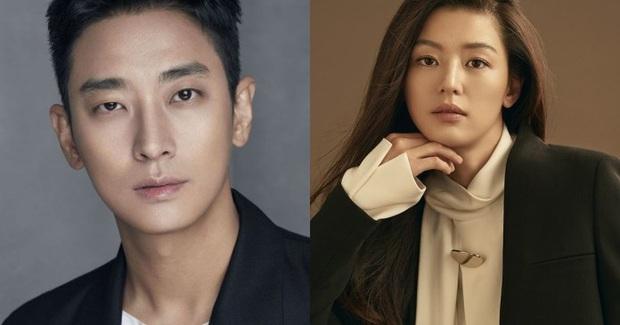 Thái tử Joo Ji Hoon xác nhận đi rừng cùng mợ chảnh Jeon Ji Hyun nhưng dân tình chỉ hóng Kingdom 3 - Ảnh 2.