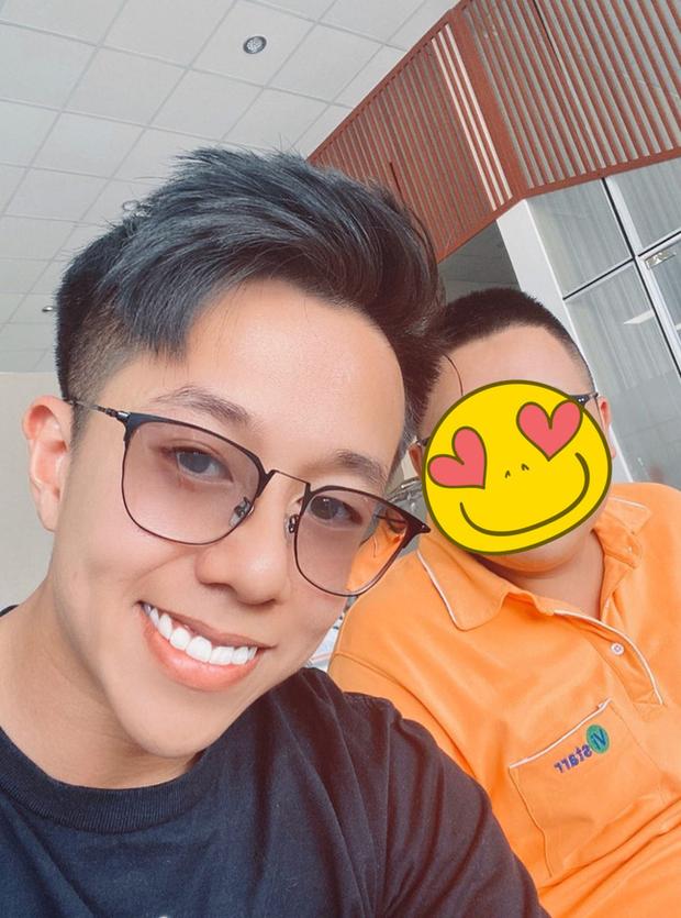 Matt Liu xuất hiện với nhan sắc khác lạ, CEO xài app mịn da với trắng răng quá tay ư? - Ảnh 1.