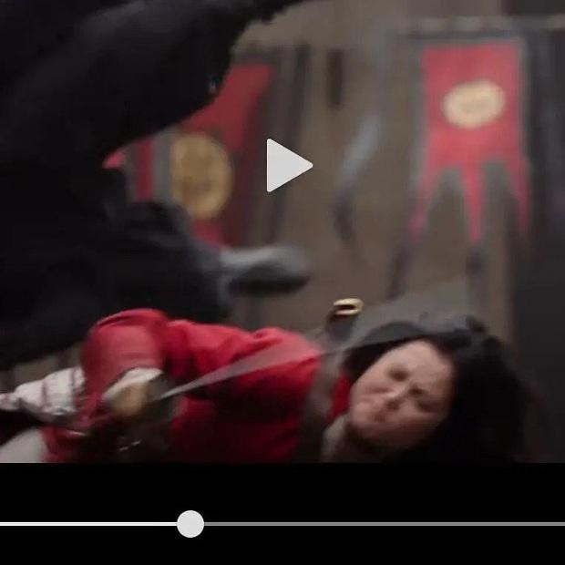 Netizen soi rõ mồn một mặt diễn viên đóng thế Lưu Diệc Phi ở Mulan, Disney ơi sao lại hậu đậu thế! - Ảnh 6.