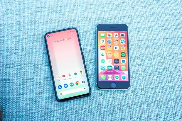iPhone SE 2020 đọ sức Pixel 4A: Máy nào ngon hơn, bạn chọn Apple hay Google? - Ảnh 8.