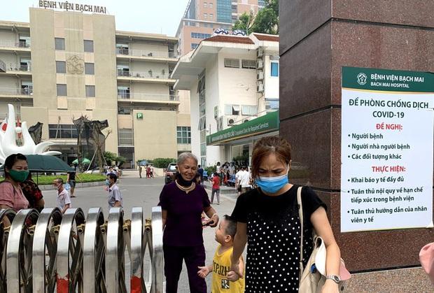 Hé lộ thủ đoạn gian dối, sai phạm tại Bệnh viện Bạch Mai - Ảnh 1.