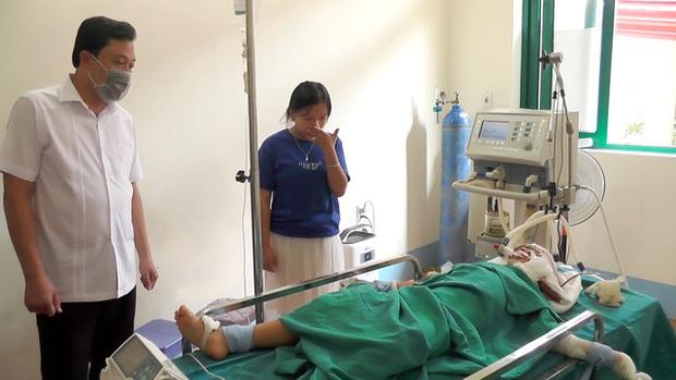 Vụ ông nội và cháu trai 5 tuổi nghi bị sát hại tại nhà riêng ở Hà Giang: Hé lộ hung thủ không ai ngờ - Ảnh 1.