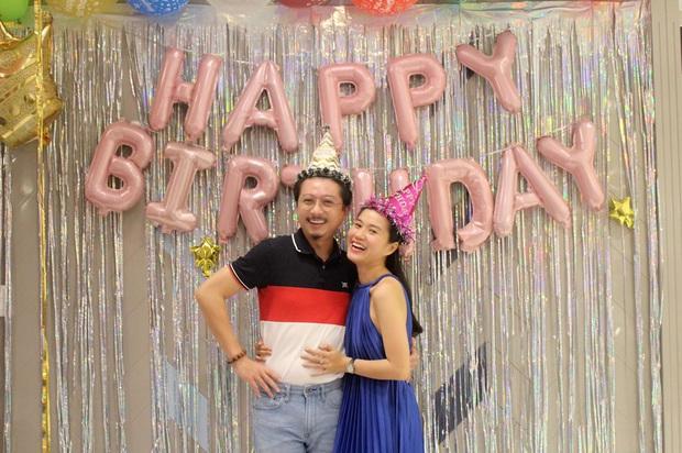 Lâm Vỹ Dạ vỡ oà hạnh phúc khi được ông xã tổ chức sinh nhật tại resort 5 sao: Tâm lý thế này bảo sao chị mê suốt bao năm! - Ảnh 2.