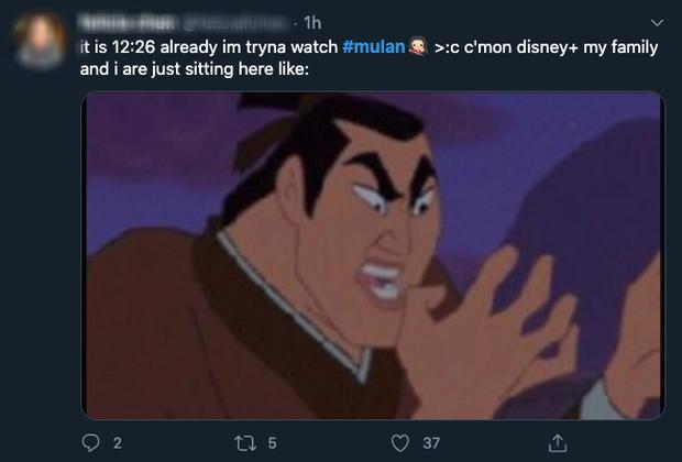 Mulan và Lưu Diệc Phi làm sập Disney+ vào ngày đầu ra mắt, sức hút của chị không đùa được đâu! - Ảnh 3.