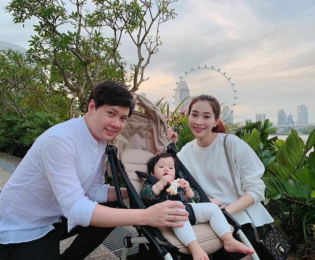 Tụ họp với hội bạn thân Shark Khoa, Đặng Thu Thảo chiếm spotlight với nhan sắc ngày càng thăng hạng sau 3 tháng sinh con - Ảnh 6.