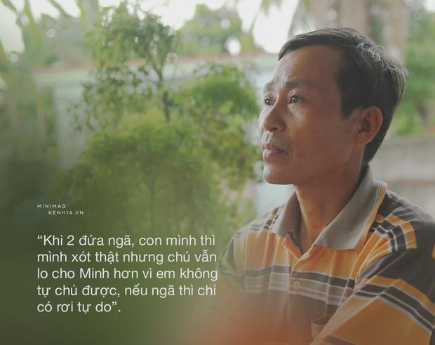 """Hành trình 10 năm cõng bạn khuyết tật đến trường: """"Dù cõng bạn cả đời, mình cũng sẵn sàng"""" - Ảnh 7."""