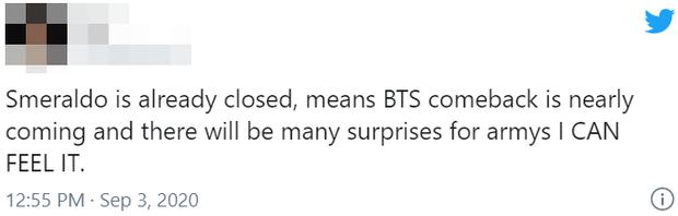 Tiệm hoa ảo của BTS tuyên bố đóng cửa blog nhưng fan mừng hết sức, nhóm nhạc #1 Billboard sắp comeback tiếp rồi! - Ảnh 4.