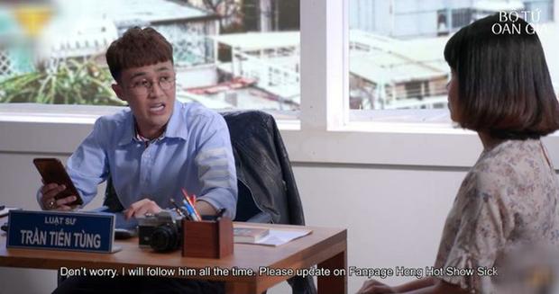 Bị Lee Min Ho nhập, Huỳnh Lập đốn gục crush bằng công thức hóa học ở Bộ Tứ Oan Gia tập 3 - Ảnh 8.