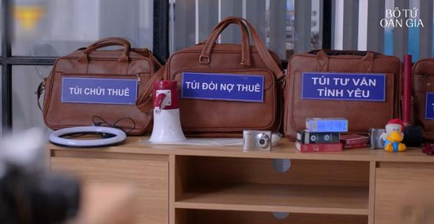Bị Lee Min Ho nhập, Huỳnh Lập đốn gục crush bằng công thức hóa học ở Bộ Tứ Oan Gia tập 3 - Ảnh 9.
