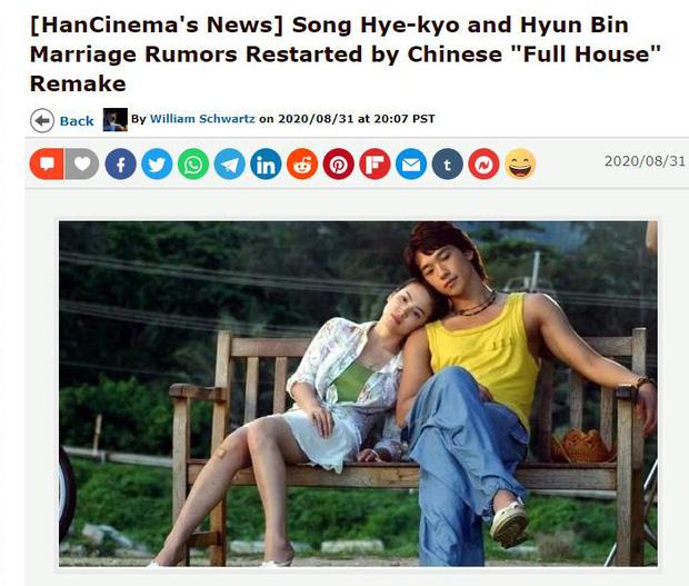 Mật báo Kbiz: Song Hye Kyo - Hyun Bin kết hôn, 2 gia đình Jisoo - Suho có quan hệ đặc biệt và nhân cách thật của nữ thần - Ảnh 3.