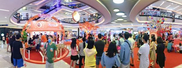 Vui Tết đoàn viên cùng Lễ hội bánh Trung thu tại Vạn Hạnh Mall - Ảnh 2.
