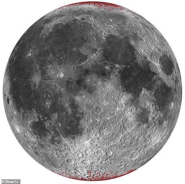 Mặt trăng đang ngày càng xỉn màu và mọi lỗi lầm đều do Trái đất - Ảnh 1.