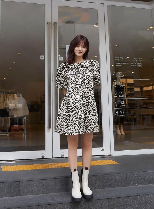 10 items của Zara, H&M giá từ 199k mà sao Hàn vừa diện: Xem xong là biết phải sắm gì để đẹp bằng chị bằng em - Ảnh 1.