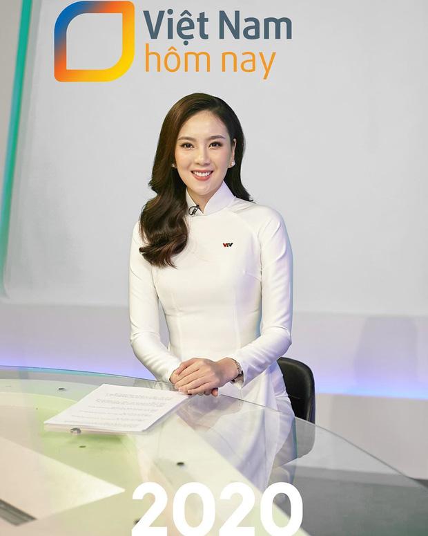 Mai Ngọc tái hiện hình ảnh MC Thời Sự VTV qua 50 năm, dân tình bồi hồi nhớ kỉ niệm tuổi thơ - Ảnh 5.