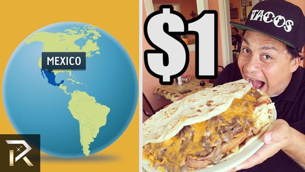 Chỉ với 1 đô la trong tay, bạn sẽ mua được gì nếu đi du lịch các quốc gia trên thế giới, kể cả những nơi đắt đỏ nhất? - Ảnh 1.