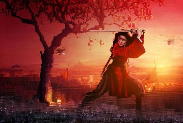 Review Mulan: Hoành tráng như một bản hùng ca, Lưu Diệc Phi đánh giặc chẳng khác nào Avengers - Ảnh 1.