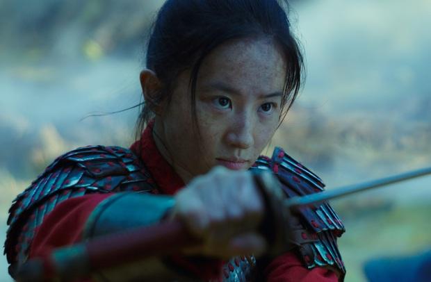 Review Mulan: Hoành tráng như một bản hùng ca, Lưu Diệc Phi đánh giặc chẳng khác nào Avengers - Ảnh 9.