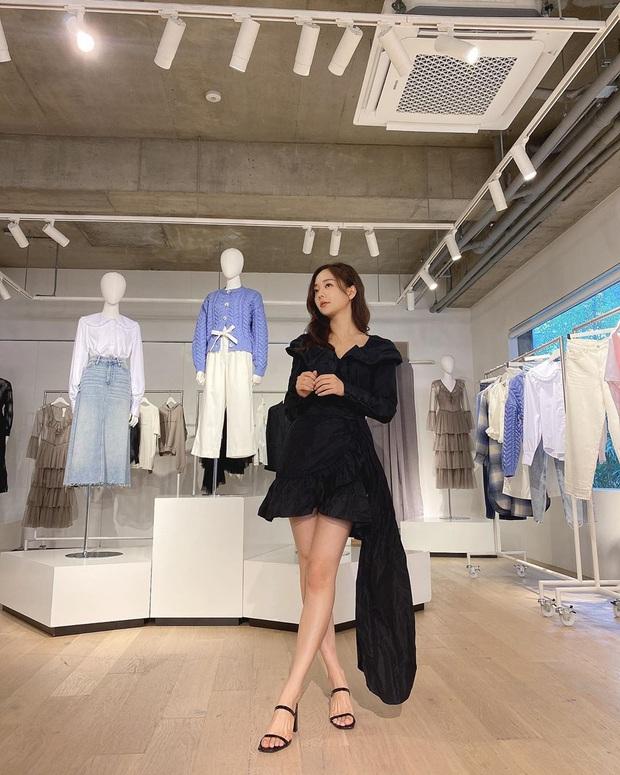 10 items của Zara, H&M giá từ 199k mà sao Hàn vừa diện: Xem xong là biết phải sắm gì để đẹp bằng chị bằng em - Ảnh 5.