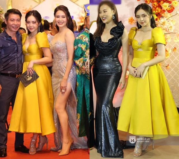 Thấy bất công thay cho Quỳnh Kool: Thường ngày mặc tôn dáng là thế, dự VTV Awards lại tự dìm hàng vì đầm bồng xòe - Ảnh 5.