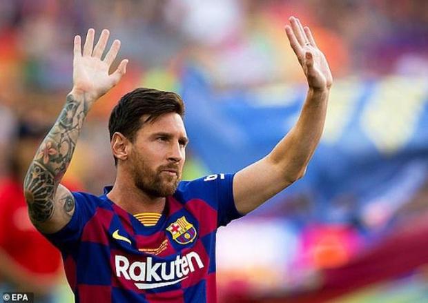Giữ được Messi là thành công hay thất bại của Barca? - Ảnh 2.